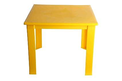 Tavolino Pieghevole Bambini.Tavolo Pieghevole Per Bambini In Plastica Per Casa Giardino Interni Ed Esterni