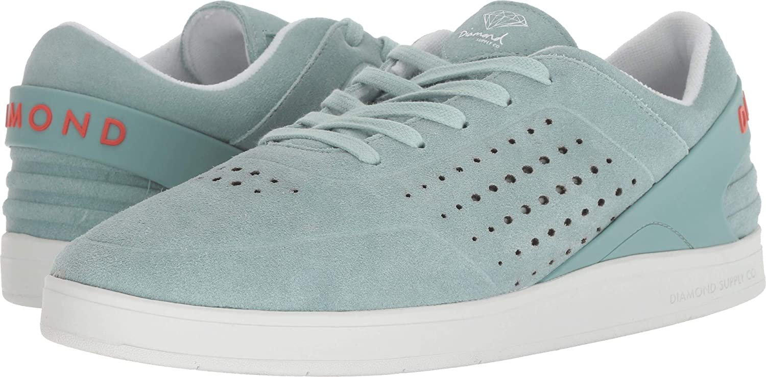 Diamond Supply Co. Men's Graphite Aqua 9.5 M US M