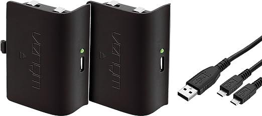 Amazon.com: Venom Xbox One Batería recargable individual ...