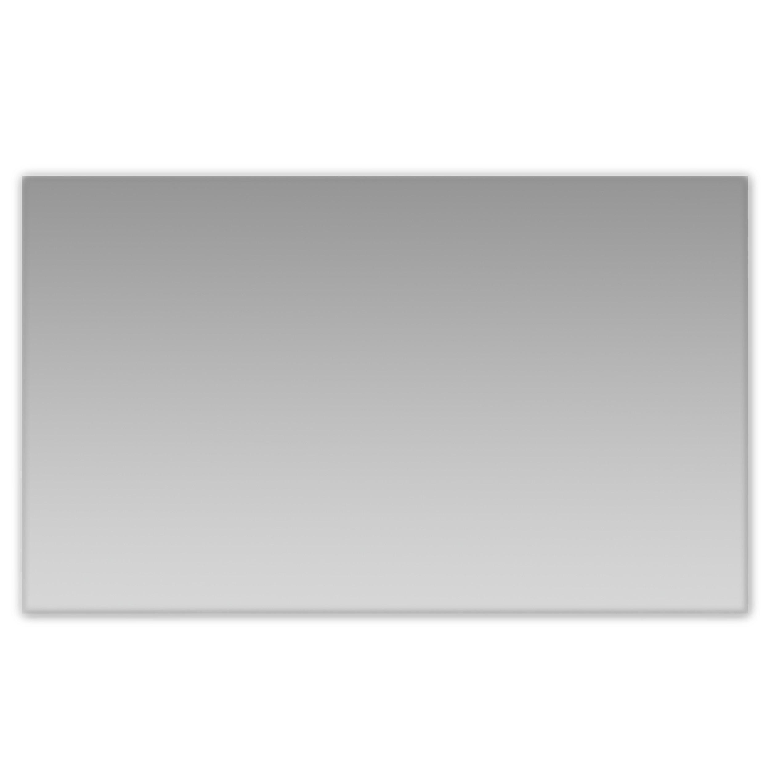 Eviva EVMR05-48X30 Sleek 48'' Frameless Bathroom Mirror Combination, Glass