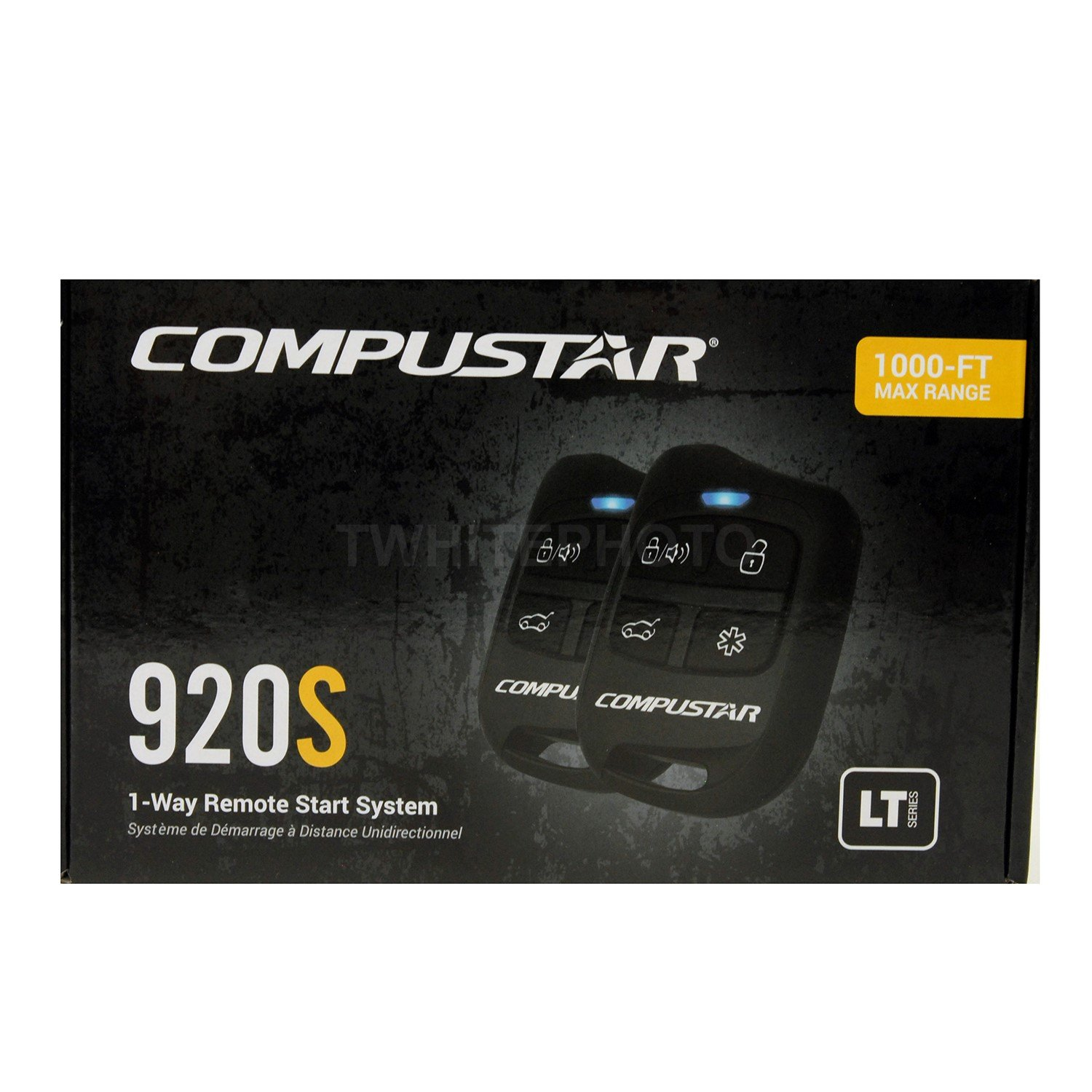 Amazon.com: Compustar CS920-S (920S) 1-way Remote Start and Keyless ...