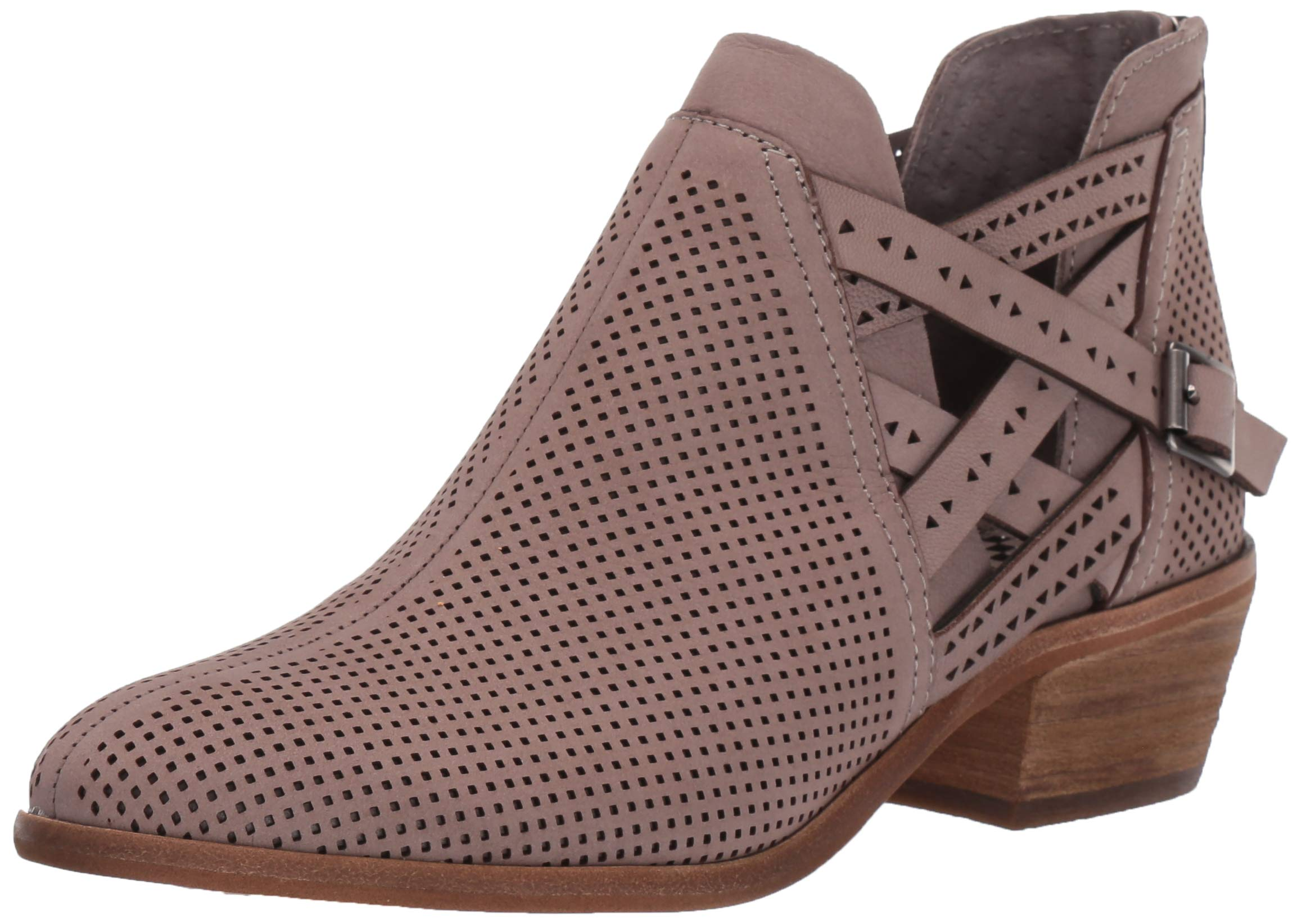 Vince Camuto Women's PRANIKA Ankle Boot, Elephant01, 10 Medium US by Vince Camuto