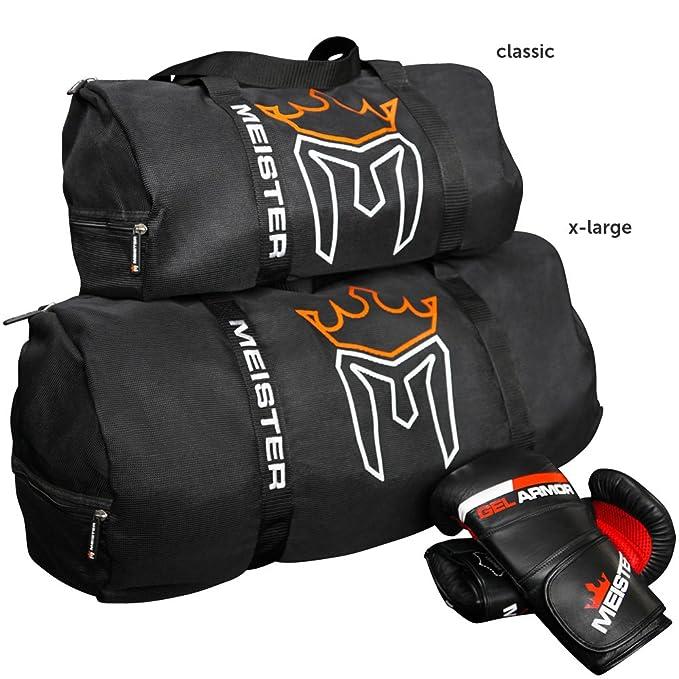 Meister Breathable Chain Mesh Duffel Gym Bag