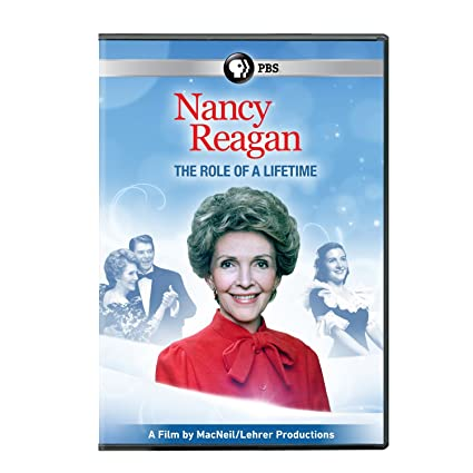 Nancy Reagan  : The Role of a Lifetime