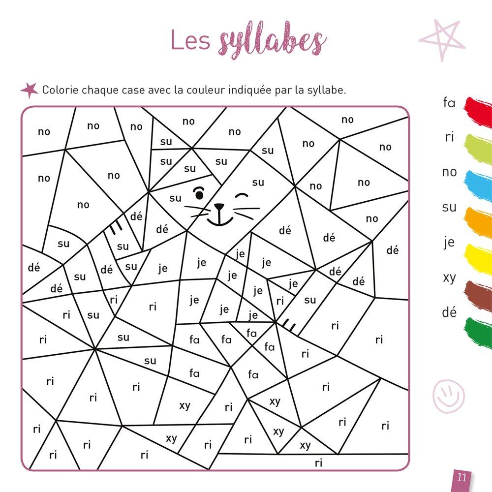 Amazon Fr Coloriages Magiques Les Contes Maternelle Grande