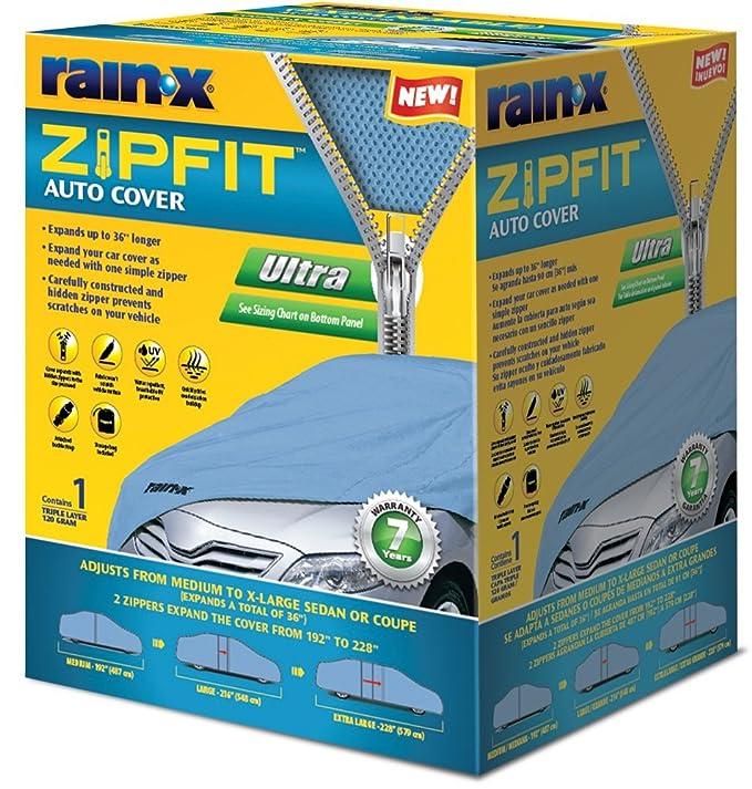 X E805992 Et Housse Rain Pour VoitureBleuZipfitAuto jL4A35R