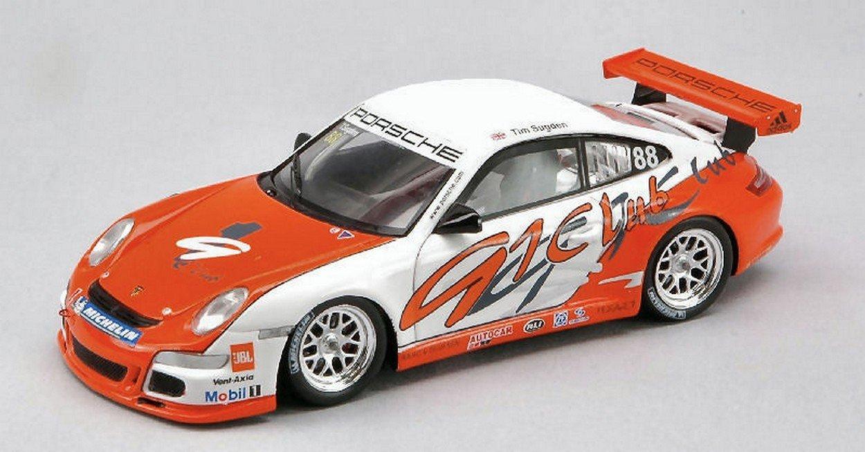 Spark Model S1906 Porsche GT 3 N.88 Winn.Cup Asia 2007 MODELLINO Die Cast 1:43
