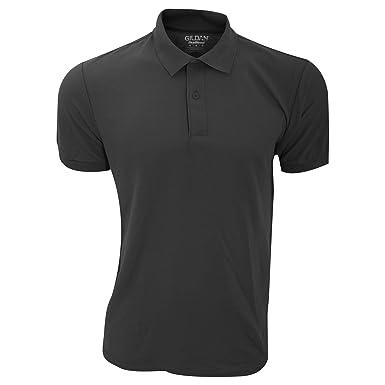 21c244e893 GILDAN Mens DryBlend Adult Sport Double Pique Polo Shirt: Amazon.co.uk:  Clothing