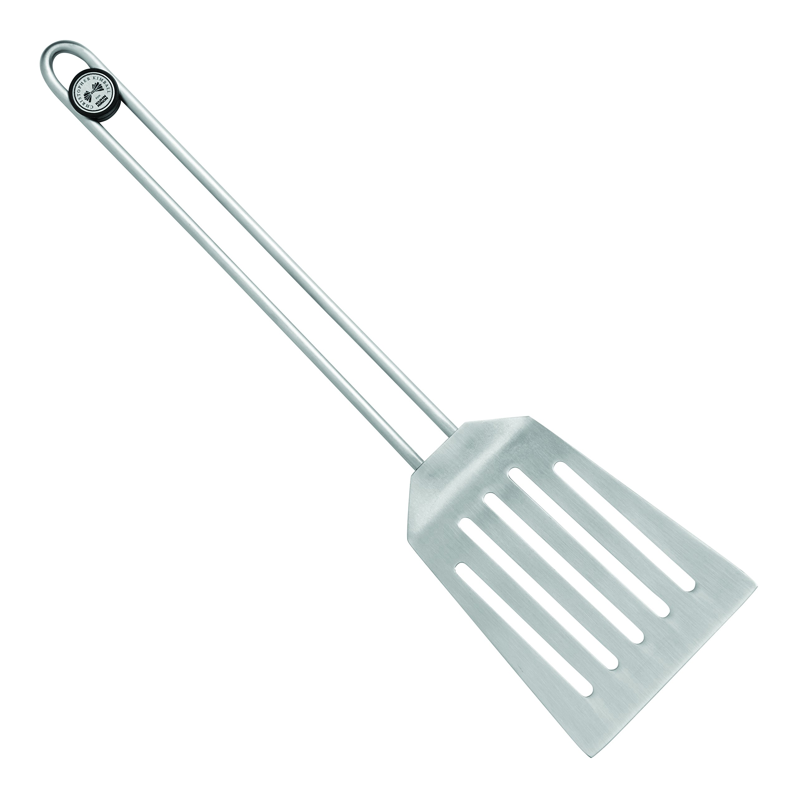 Christopher Kimball Thin Edge Spatula, 24055 by Kuhn Rikon