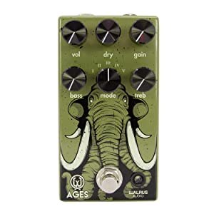 Walrus Audio Ages Five State Overdrive