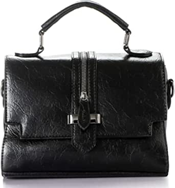 Bag For Unisex,Black - Wristlets