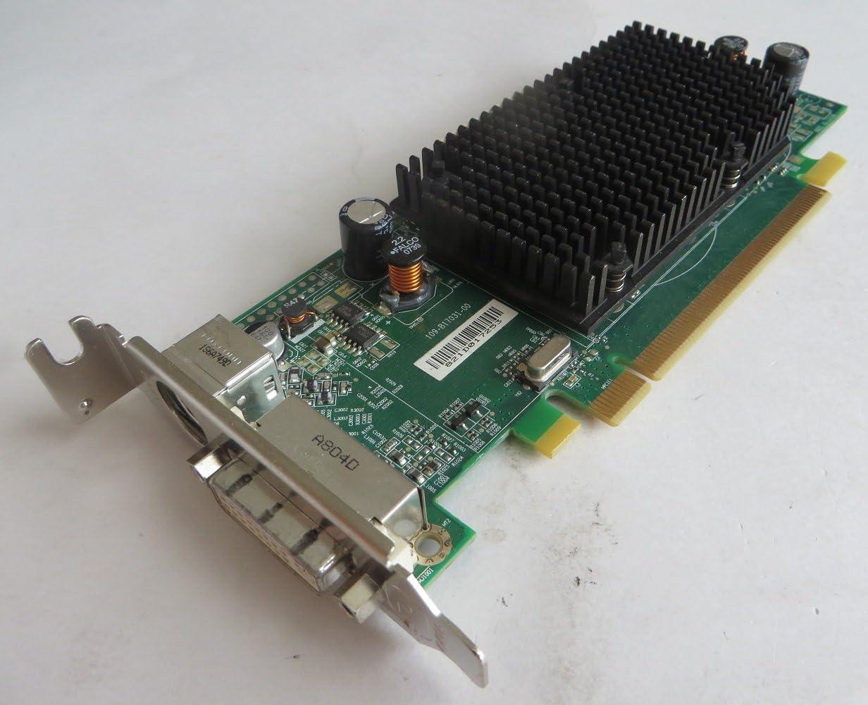 Genuine Dell XX347 ATI Radeon HD 2400 PRO 256MB PCI-E x16 Low Profile Video Graphics Card
