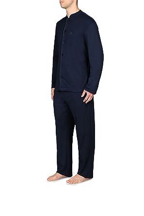 b25f4d2a72552 Emporio Armani - Ensemble de pyjama - Homme - bleu - Large  Amazon ...