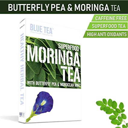 Moringa leaves tea for weight loss