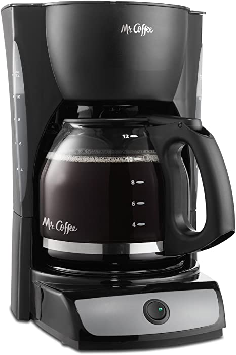 Mr Coffee CG13 RB 12 Cup Switch Coffeemaker B