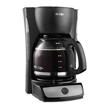 Mr. Coffee CG13-RB 12-Cup Switch Coffeemaker