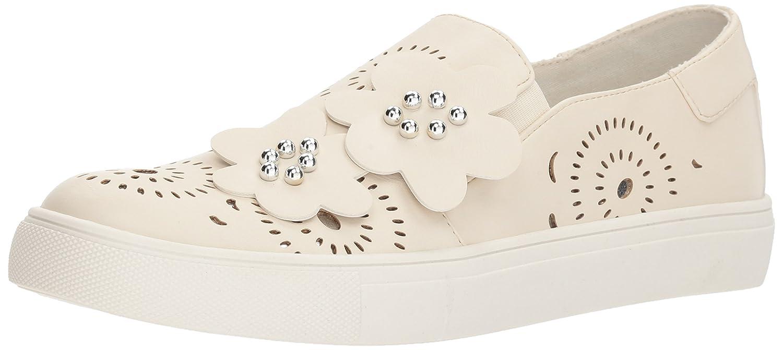 Nanette Lepore Women's Whitney Sneaker B0773CXHRK 9.5 B(M) US|Off White