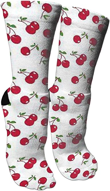 Cool Fruit Casual Cotton Crew Socks Cute Funny Sock,great For Sports And Hiking