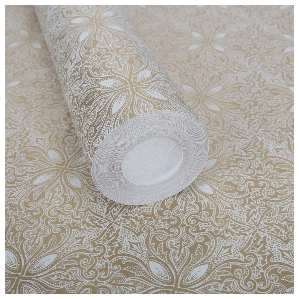 SLTY Self Adhesive Decorative Wallpaper Kitchen Waterproof PVC Wallcoverings