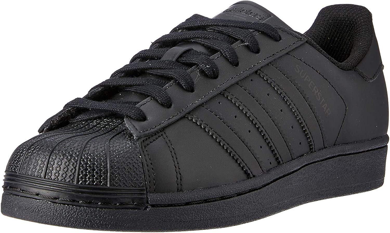 adidas Superstar, Baskets Homme Noir Core Black Core Black Core Black 0