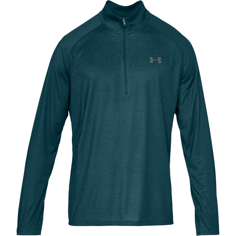 Under Armour Men's Tech 1 2 Zip Athletic Shirt