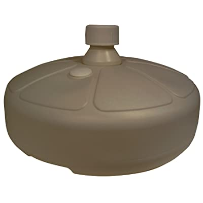 Adams 8129-96-3750 Umbrella Base, Portobello : Garden & Outdoor