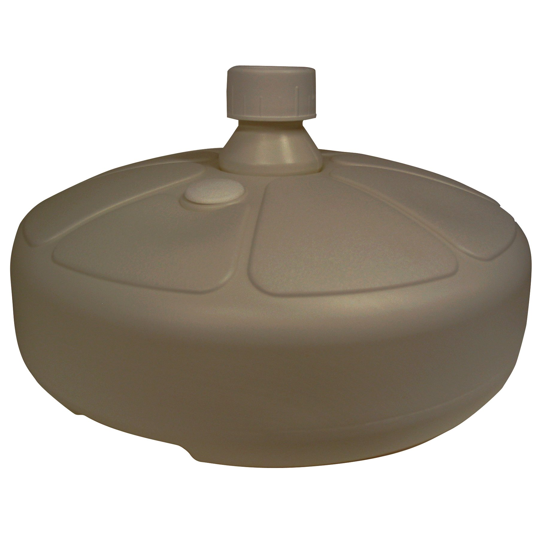 Adams 8129-96-3750 Umbrella Base, Portobello by Adams