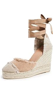 d95b94b1faa Amazon.com | Castaner Women's Chiara T Wedge Espadrilles | Shoes