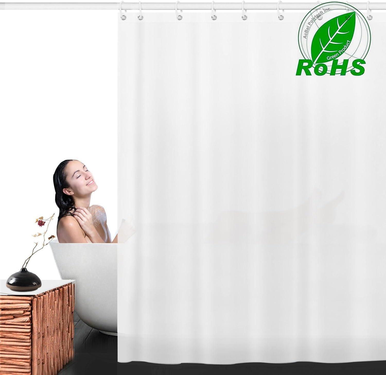Rideau de douche en polyester antibact/érien et r/ésistant aux moisissures avec crochets motif t/ête de mort Polyester 01 150x180