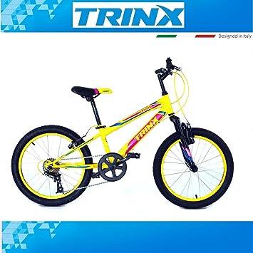 Bicicleta de montaña trinx Junior 1.0 MTB 20 Gefedert 6 ...