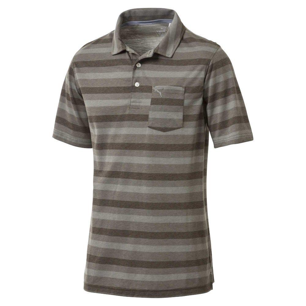 Puma Herren 576133 lokale Pro Shirt, mittel, Granatapfel Polo