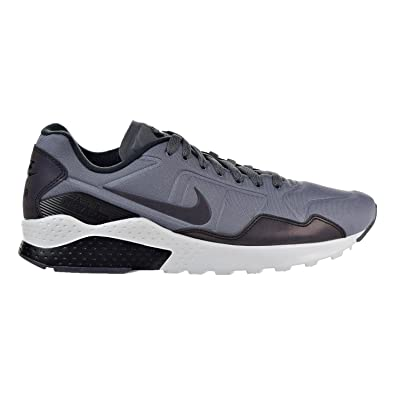 2f9127cbc95 Nike Air Zoom Pegasus 92 Premium Men s Shoes Dark Grey Black Pure Platinum  844654