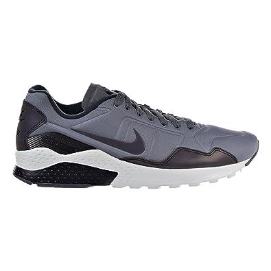 NIKE Air Zoom Pegasus 92 Premium Men's Shoes Dark Grey/Black/Pure Platinum 844654