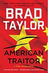 American Traitor: A Pike Logan Novel Kindle Edition