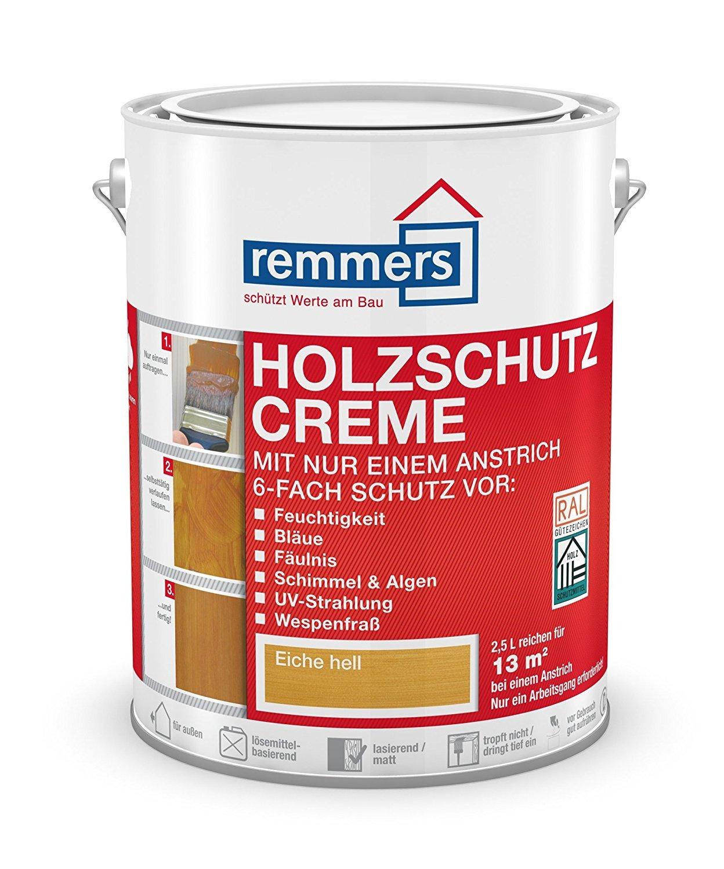 Remmers Holzschutz-Creme farblos - 2, 5L UNKWN 4004707095693