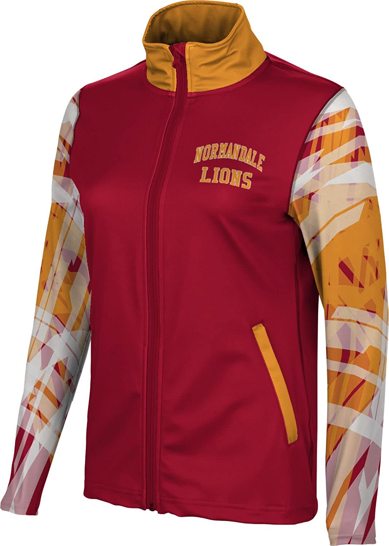 ProSphere Women's Normandale Community College Crisscross Full Zip Jacket
