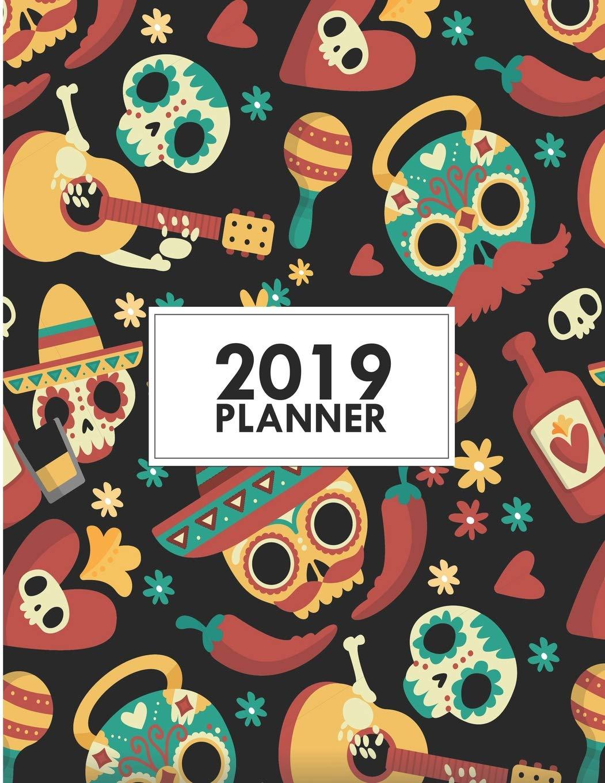 2019 Planner: 8.5