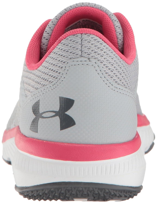 Womens Ua W Micro G Press Tr Fitness Shoes, Ocg/Gal/Rhg, M US Under Armour