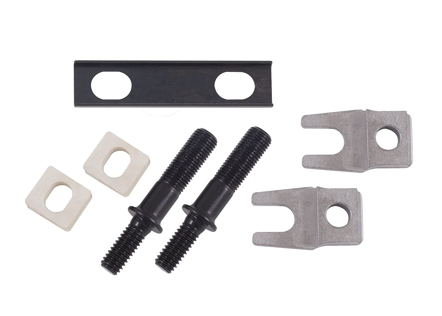 Crane Cams 36655-16 3/8' Rocker Arm Guideplate Conversion Kit for Ford V8, (Set of 16)