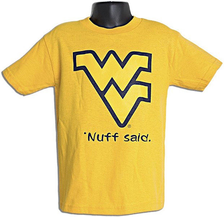 【2019正規激安】 West Virginia Mountaineer 's Virginia Youth Nuff Said Said Tシャツ Large 's B01N7Y1JAS, 酒のスーパー足軽:4b503fd4 --- a0267596.xsph.ru