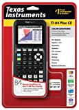 Amazon Price History for:Texas Instruments TI-84 Plus CE Graphing Calculator, Black