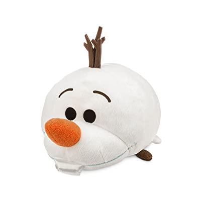 La Reine des neiges 45073 Disney Tsum Olaf en peluche (Medium)