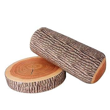 Amazon.com: CACIHOM - Cojín para sofá, silla de oficina ...