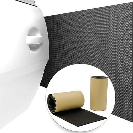 Lot de 2 dans un rouleau Mousse protection garage avec 2 bandes 200cm x 20 cm x 4 mm TOSHIN Protecteur Mural Du Garage Autoadh/ésive /à d/écouper Resistant A Leau