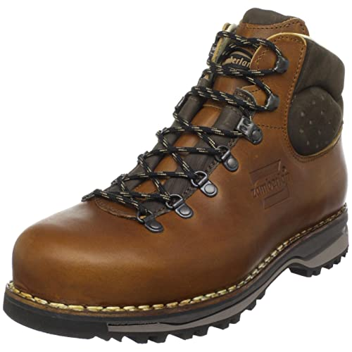 2f7af1220dc Zamberlan Men's 1020 Nuvolao NW Hiking Boot,Waxed Mustard,11.5 M US ...