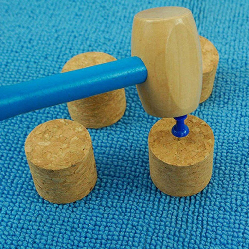 Pinhan Enfance Montessori Outils de battage Petit Marteau Petit Conseil Quotidien Apprentissage Pratique Jouets Jouets Apprentissage Apprentissage Pratique Jouets d/éveil