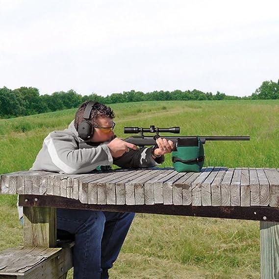 Shooting Front Rear Rifle Target Rest Bag Hunting Support Sandbag Camera N7
