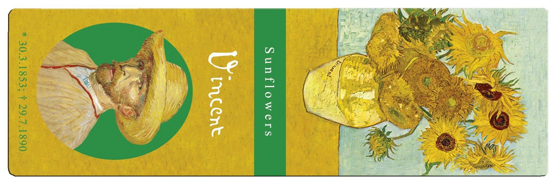 Zakladka do ksiazek Vincent Van Gogh