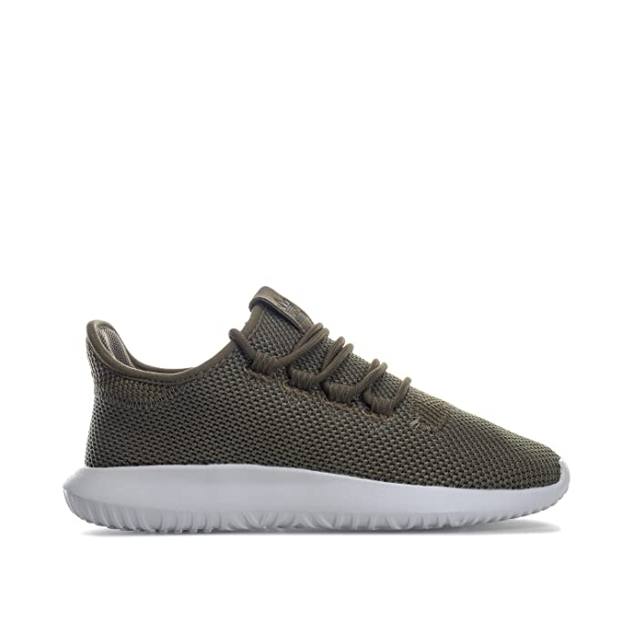 Amazon.com: adidas Originals Boys Tubular Shadow Knit Trainers US5.5 Green: Shoes