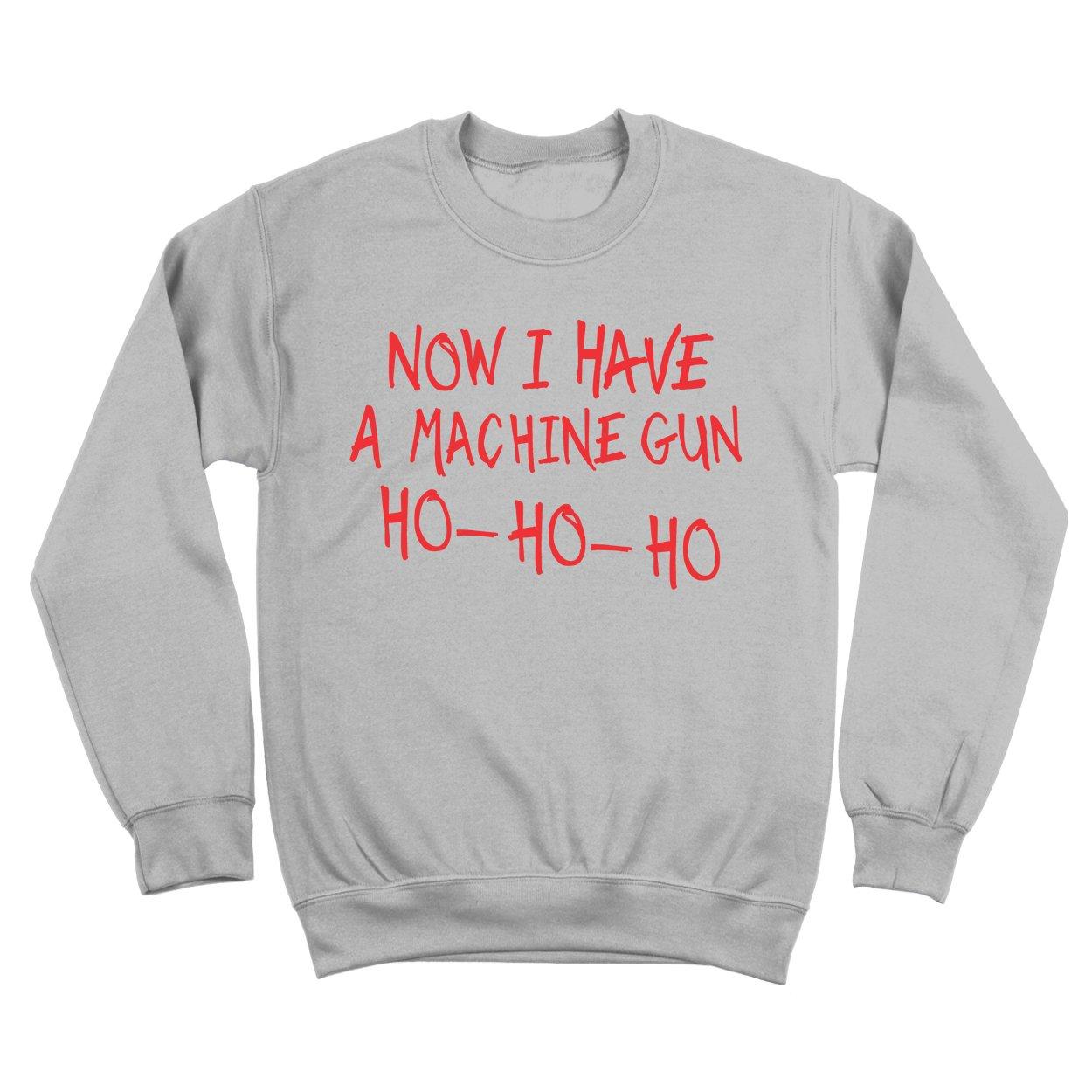 Amazon.com: Now I Have A Machine Gun Ho Ho Ho Funny Christmas John ...